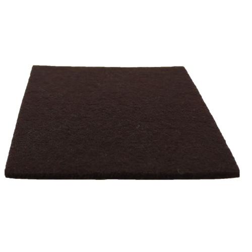 100mm X 200mm Self Adhesive Furniture Felt Pads Protect